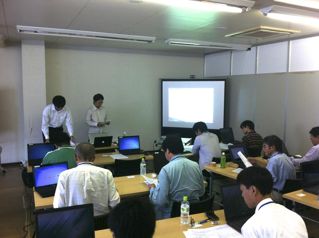 「マイクログリッド技術者養成講座」を開催しました